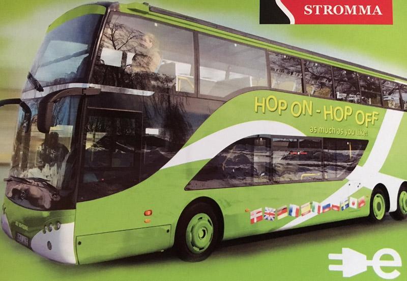Hop On Hop Off City Tour