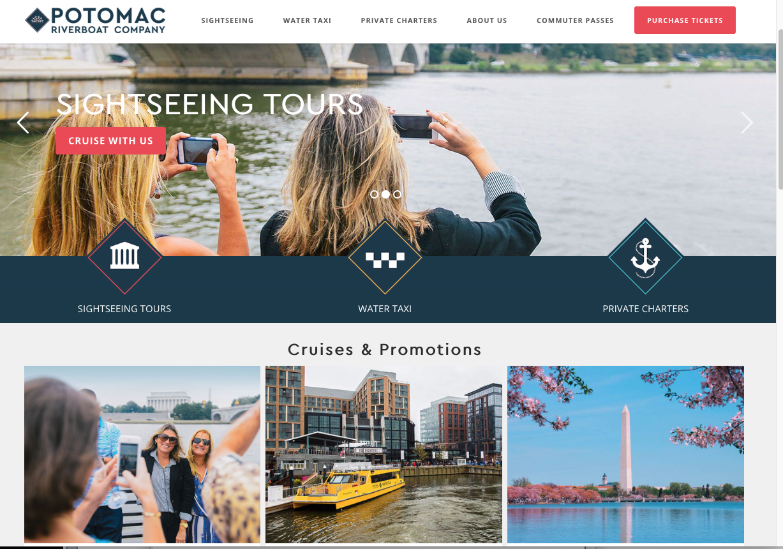Potomac Riverboat Tours