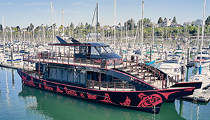 Salish Sea Harbor Cruise
